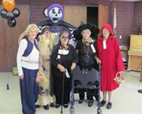 Senior Center Halloween