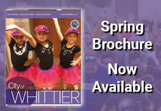 Spring Brochure Announcement